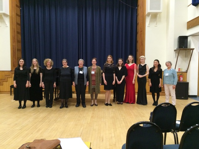 6 finalists, pianists and judges 2015